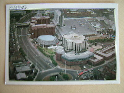 Postcard - AERIAL VIEW OF READING TOWN CENTRE. Unused.