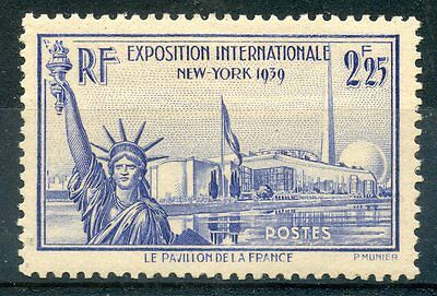 Promo / Stamp / Timbre  France Neuf N° 426 * Exposition New York