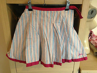 Joules skirt candy striped stunning full skirt age 2 to 3 years