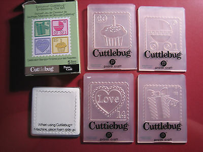 Cuttlebug Dies and Embossing Folders - Celebrations Stamps