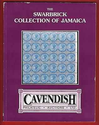 """Auction Catalogue – Jamaica The """"Swarbrick"""" Collection++"""