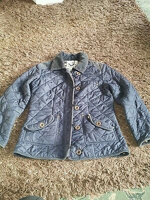 Girls age 15-16 next quilted jacket