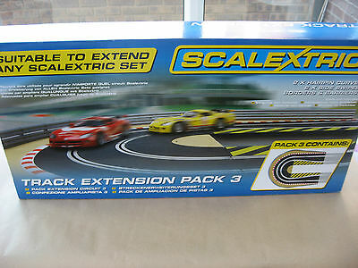 Scalextric Sport/digital Track Extension Pack 3