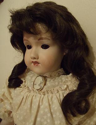 Vintage Armand Marseille  25 Inch Doll – Limited Edition