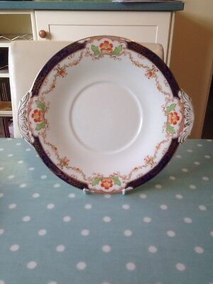"Vintage Alfred Meakin ""Hampton"" Cake Plate. Retro, Wedding, Replacement."