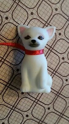 Barbie Birthstone Beauties Chihuahua  Puppy Dog for Diorama