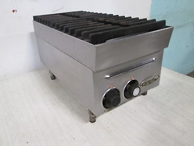 """""""star 262"""" Heavy Duty Commercial (Nsf) Counter Top Nat/lp Gas (2) Burners Stove"""
