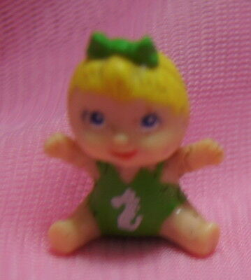 vintage tiny /miniature doll one inch tall