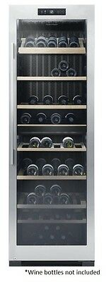 Fisher & Paykel Wine Cabinet - 144 Bottle Dual Zone (RF356RDWX1)