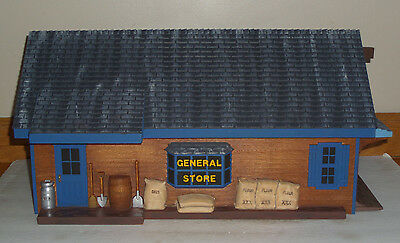 Vintage Pola Lgb G-Scale A Mailbox General Store Building - Nice!