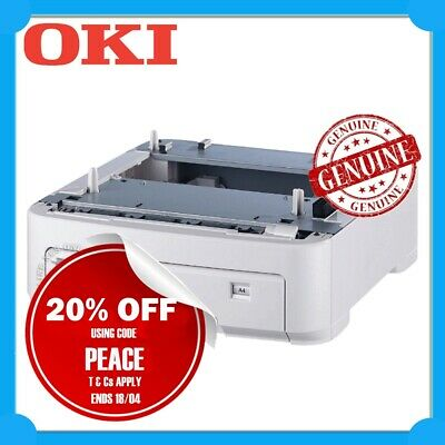 OKI Genuine 45479002 530x Sheets 2nd/3rd/4th Paper Tray-  MB760DNFAX/MB770DFNFAX