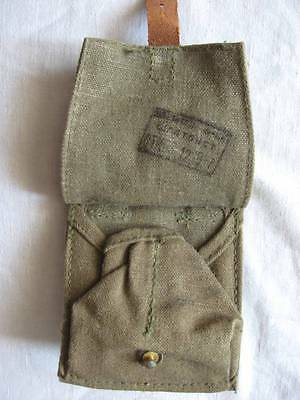 Soviet Russian Army canvas grenade pouch