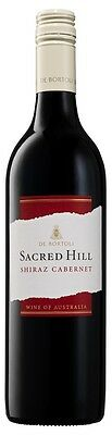 De Bortoli `Sacred Hill` Shiraz Cabernet 2015 (12 x 750ml), Riverina, NSW.