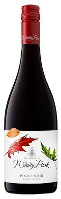De Bortoli `Windy Peak` Pinot Noir 2016 (6 x 750mL), Yarra Valley, VIC.