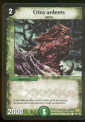 Duel Masters n° 91/110 - Crins ardents