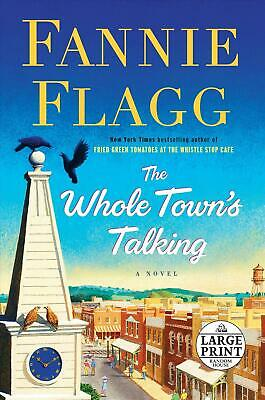 The Whole Town's Talking by Fannie Flagg Paperback Book (English)