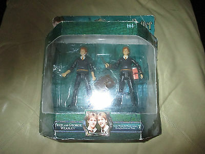 Harry Potter And The Order Of The Phoenix  Fred And George Weasley Figures