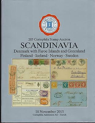 Auction Catalogue – Classic Denmark, Greenland, Norway & Sweden++
