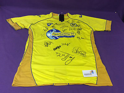 Torquay United Signed Football Shirt - Size Medium