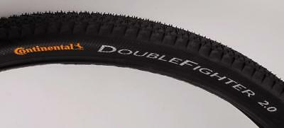 Continental Double Fighter III 24 x 2,0 Draht