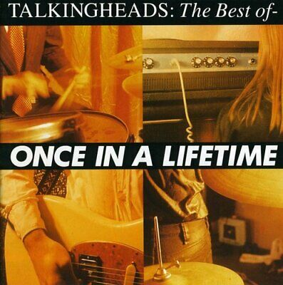 Once In A Lifetime: The Best Of Talking Heads -  CD BVVG The Fast Free Shipping