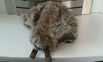 Faux Fair Trapper Hat From Next - Age 11-13 Years