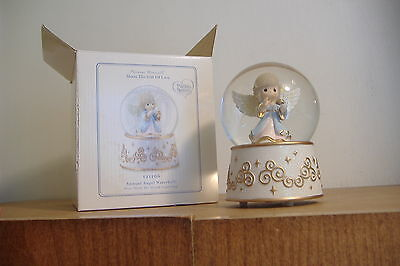 ~Annual Angel Waterball~Plays Hark!the Herald Angels...~Precious Moments~121106~