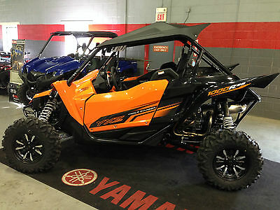 New 2017 Yamaha YXZ1000R EPS SS Paddle Shift Easy Finance No BS Fees We have 17s