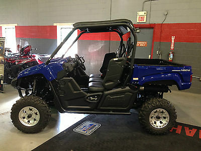 New 2017 Yamaha Viking EPS Blue 4WD Diff-Lock 4WD UTV No BS Fees We have 2017's
