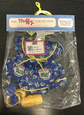 Muffy VanderBear ~ Mommy And Me The Teacup Collection ~ NIP