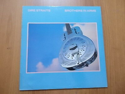 """12"""" Dire Straits - Brothers In Arms 1985"""