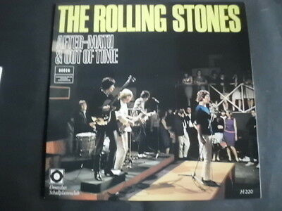 Rolling Stones  LP After-Math & Out Of Time (Very  Rarity RE)