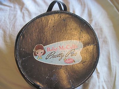 "10 ½"" Betsy McCall Pretty Pac Amsco Carry Case Handle Vintage 8"" Dolls"