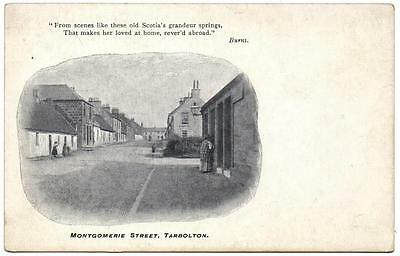 Early View Montgomerie Street Tarbolton