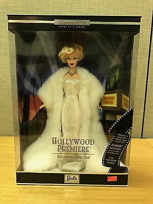 "2000 Hollywood Movie Star Collection Barbie First in a Series 12"" Doll"