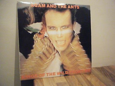 ALBUM.rock.ADAM AND THE ANTS.1980.KINGS OF THE WILD FRONTIER.new wave.CATALOGUE.