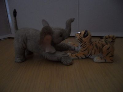 Tuskers Henry & Moto the Tiger Cub PLEASE SEE DESCRIPTION