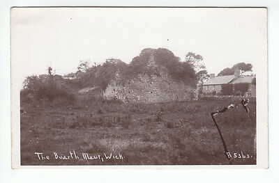 The Buarth Mawr Wick Vale Of Glamorgan Real Photograph A5363 Old Postcard