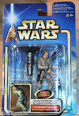 Star Wars TESB Luke Skywalker Bespin Duel Figure new