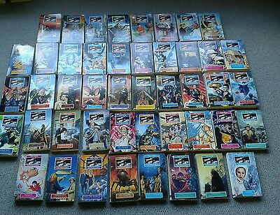 Doctor Who New adventures Books 46 of the first 49 in series