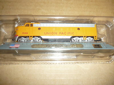 Del Prado Locomotives of the World N Gauge Model Union Pacific FP-7 USA