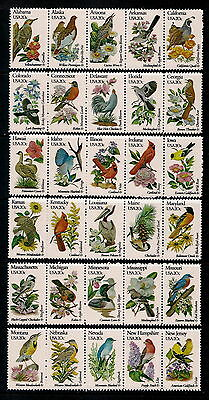 USA US mint stamps - 1981 State Birds and Flowers, SG1930/1979, MNH (2 scan)