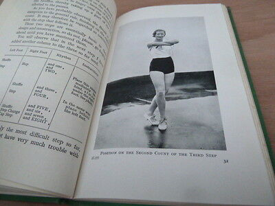 Step Tap Dancing 20 lessons Burchill 1948 + ills