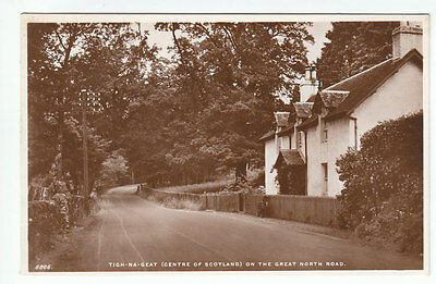 Tigh Na Geat Centre Of Scotland The Great North Road Pitlochry Perthshire RP