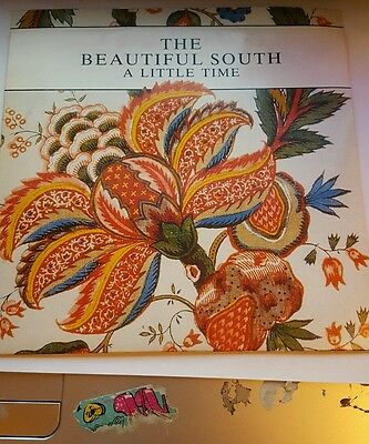 "The beautiful south a little time 7"" vinyl p/s"