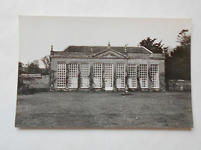 Old RP Postcard The Orangery Hanbury Hall Droitwich near Bromsgove