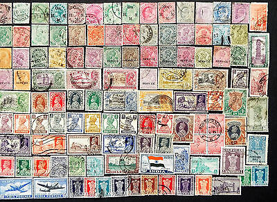 Collection Of Older Stamps From India