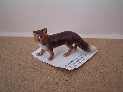 Hagen-Renaker Mama Fox mini ceramic figure
