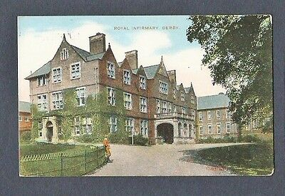 Royal Infirmary Derby 1913