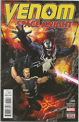 Venom Space Knight # 6 * Near Mint * Marvel Comics